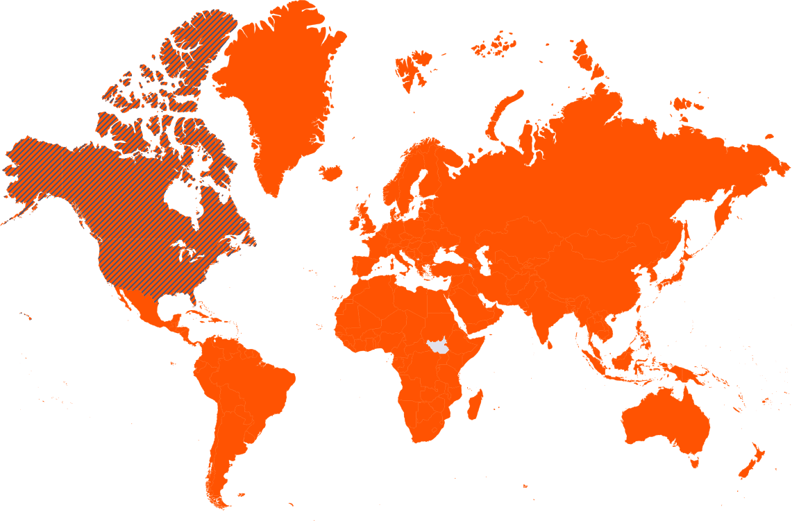coverage map for OpenCNAM